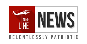 Nine Line News logo