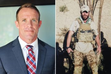 Eddie Gallagher - Father, Husband, and Warfighter