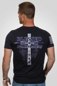 Officer Baker - Blessed are the Peacemakers design