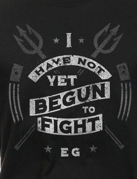 Eddie Gallagher - I Have Not Yet Begun to Fight