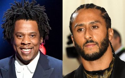 Jay-Z partners with the NFL and draws attention from Colin Kaepernick