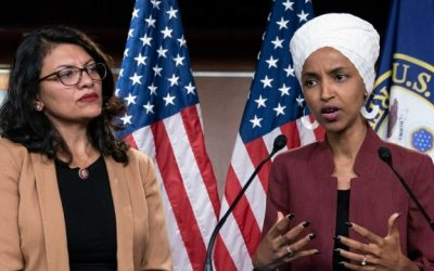 Ilhan Omar and Rashida Tlaib Travel Ban