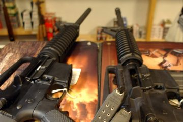 Colt suspends production of AR - 15