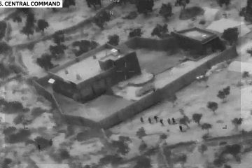 Baghdadi raid video released as Pentagon reveals ISIS leader