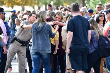 Santa Clarita school shooting tragically exposes major flaw in gun activist argument