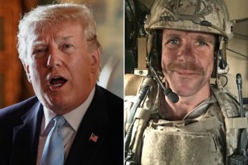 Take that and shove it - Trump blasts Navy's attempt to strip Gallagher of trident