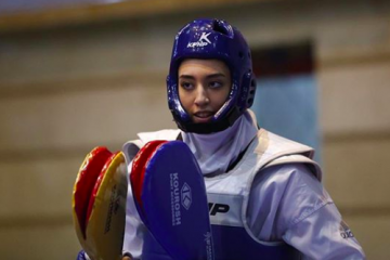 More bad news for Iran as Olympian who defected reveals who she wants to compete for