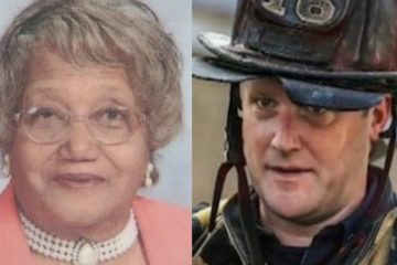 Firefighter drags 94-year-old from burning kitchen; now he's being punished for it