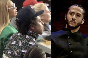 HA! Kaepernick throws shade over Jay-Z and Beyoncé for sitting during anthem at Super Bowl